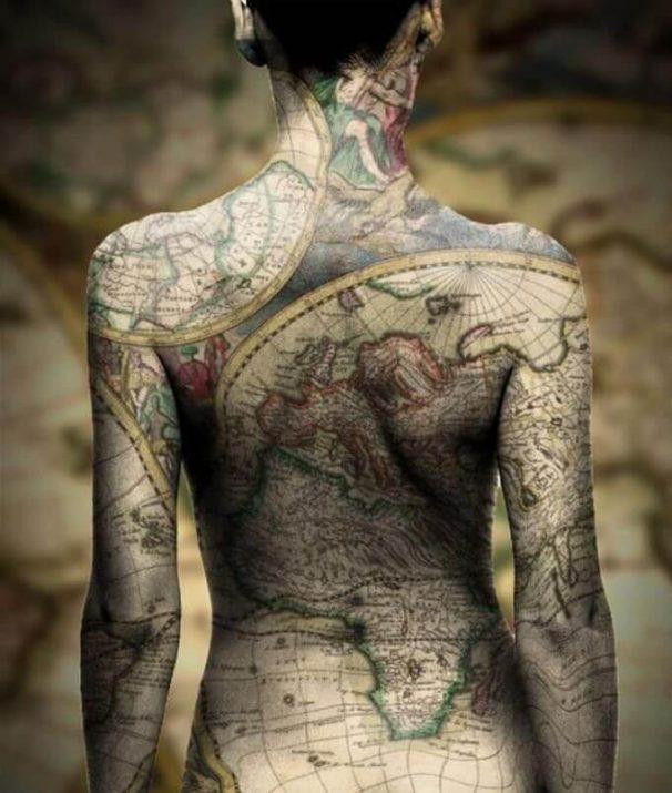 Картинки по запроÑу Карта болезней на вашем теле