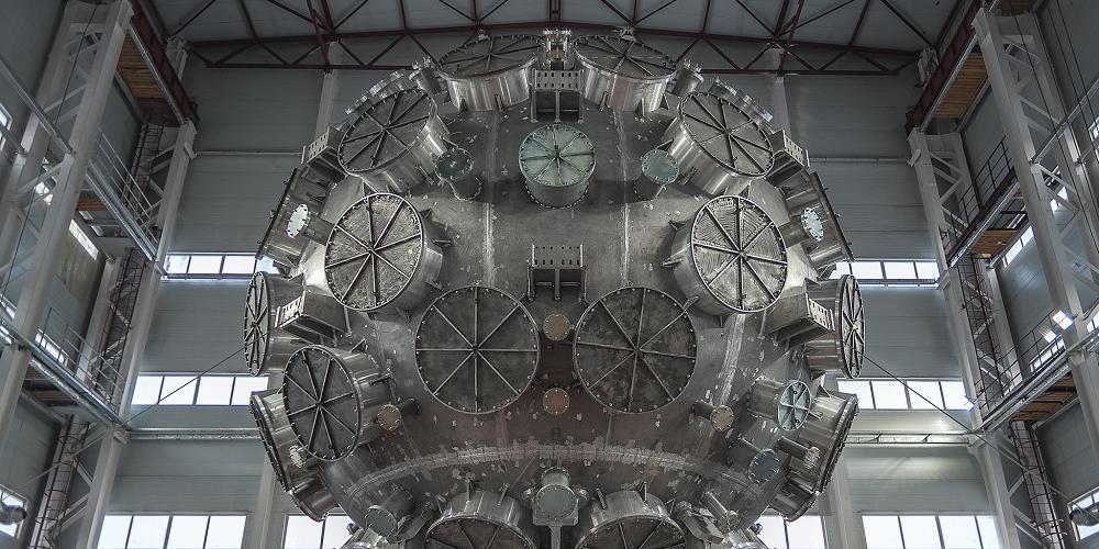 Россия создает мощнейший в мире лазер