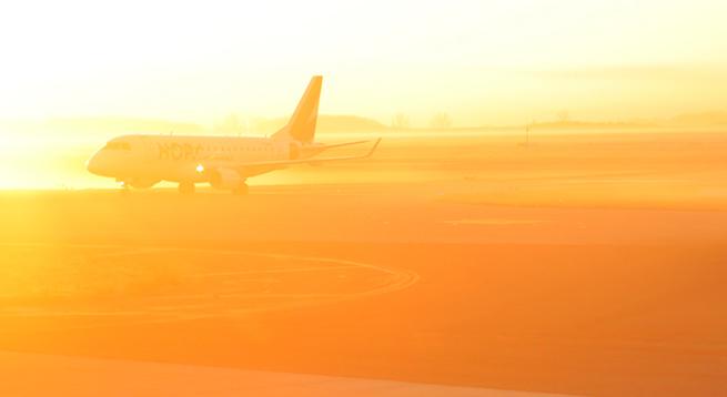 Названы самые пунктуальные авиакомпании мира