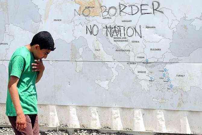 Нашествие беженцев: через десять лет Европа превратится в Евро-Арабию