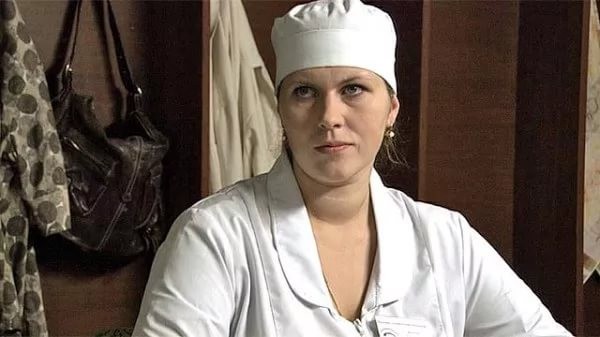 Сибирская суровая медсестра