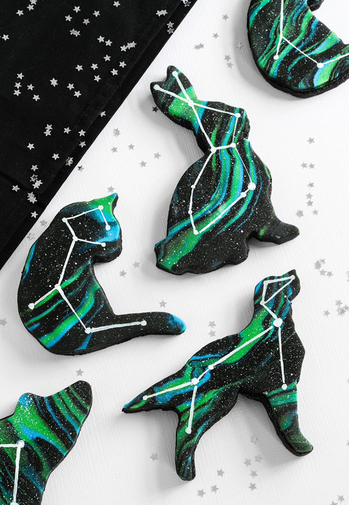 These Cosmic Animal Cookies Are Out Of This World