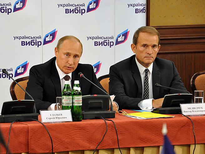 Савченко: Украиной будет править триумвират - Тимошенко, Медведчук и Путин