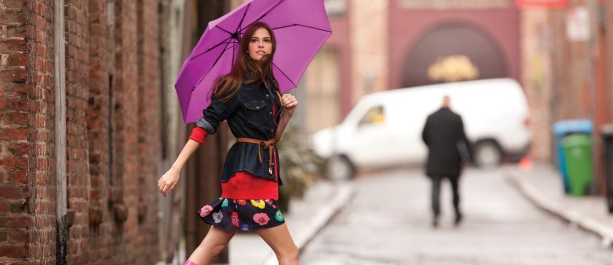 5 модных лайфхаков, чтобы пережить дождливое лето