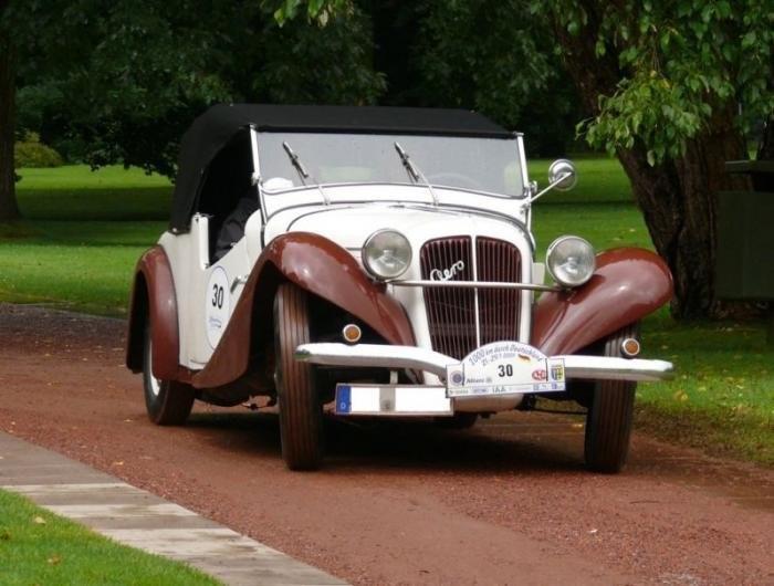 Чешские автомобили, о которых вы вероятно не знали