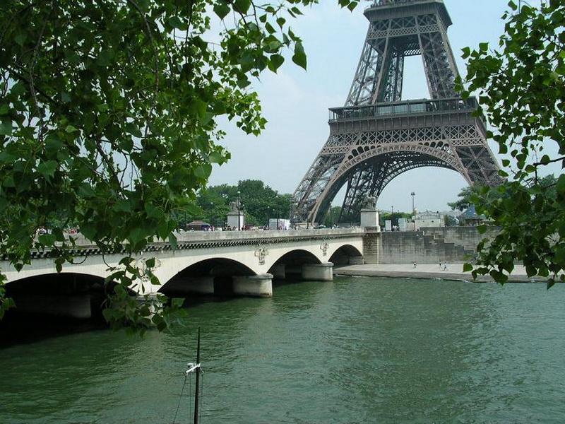 7223 «Золотые ворота» и еще 8 потрясающих мостов для пеших прогулок