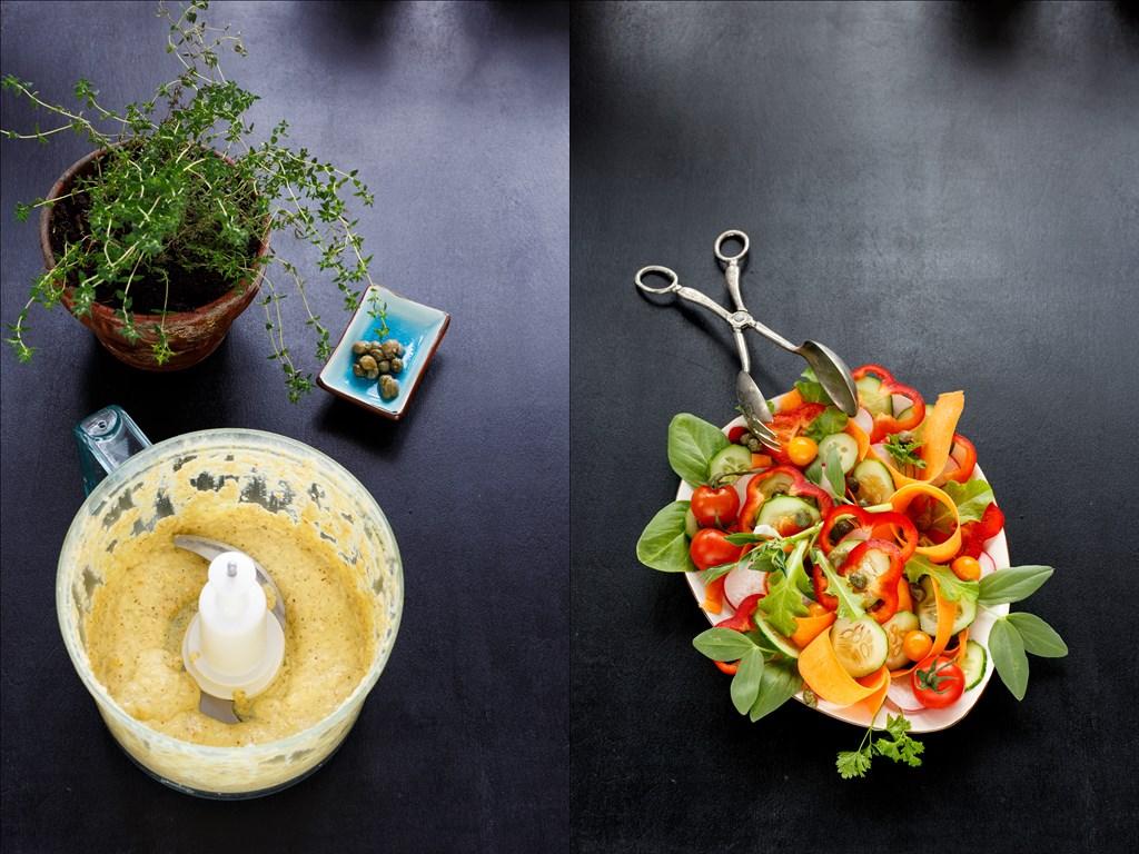 Постный ореховый майонез — на вкус великолепен и прост в приготовлении!