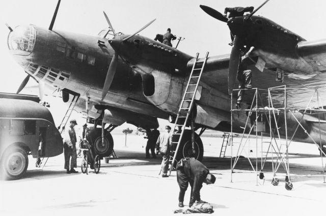Прерванный полёт «крепости». Как создавали тяжелый бомбардировщик Пе-8