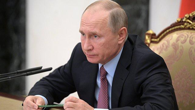 Опрос показал, сколько россиян проголосовали бы за Путина в это воскресенье