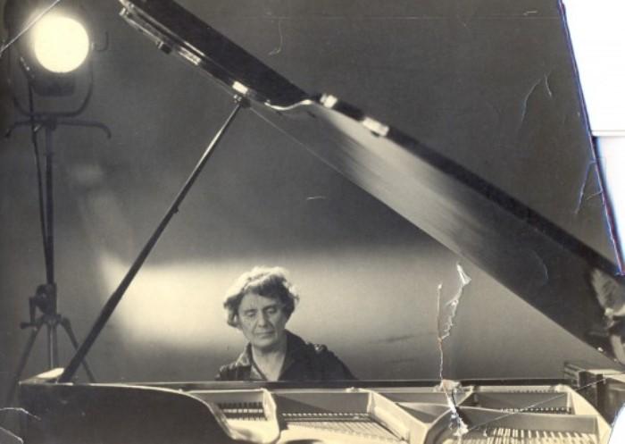 Пианистка, которая после 13 лет лагерей снова вернулась на сцену   Фото: yeltsin.ru