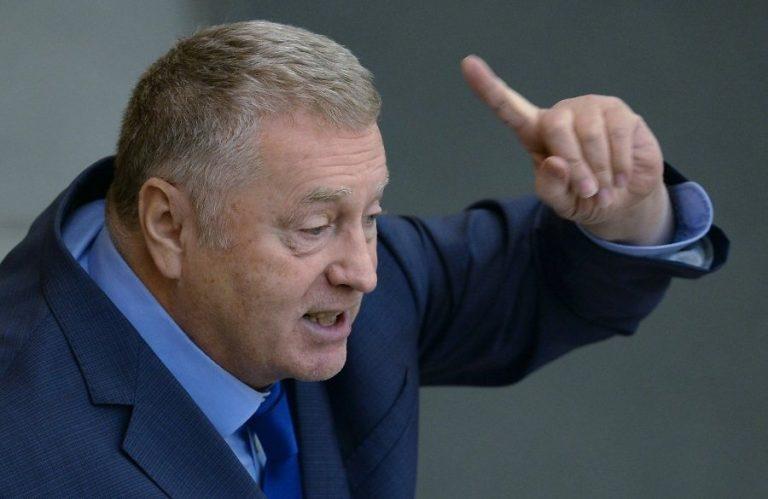 Жириновский предложил присоединить Приднестровье к «Крымской области»