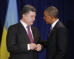 Обама: Украина при поддержке США может стать процветающим государством
