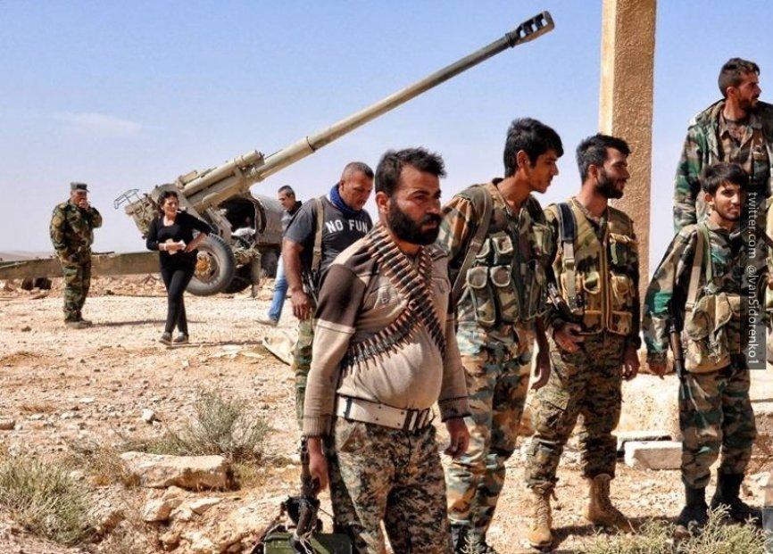 Минобороны: В Сирии освобождено более 92% территории от экстремистов