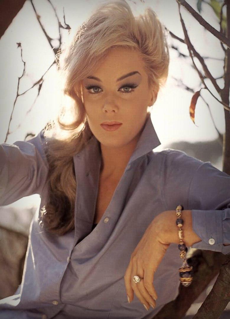 Итальянская актриса Эди Вессель