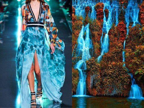 Мода, вдохновленная самой природой