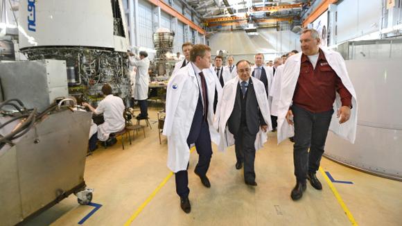 На создание сверхмощного авиадвигателя выделено 180 млрд рублей