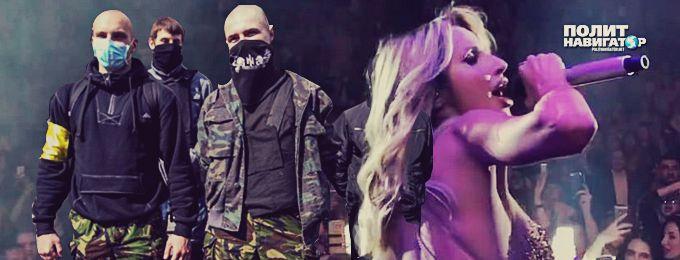 Полицейские кричат «Одесса с Лободой!»: украинская певица ответила правосекам видеороликом в Instagram