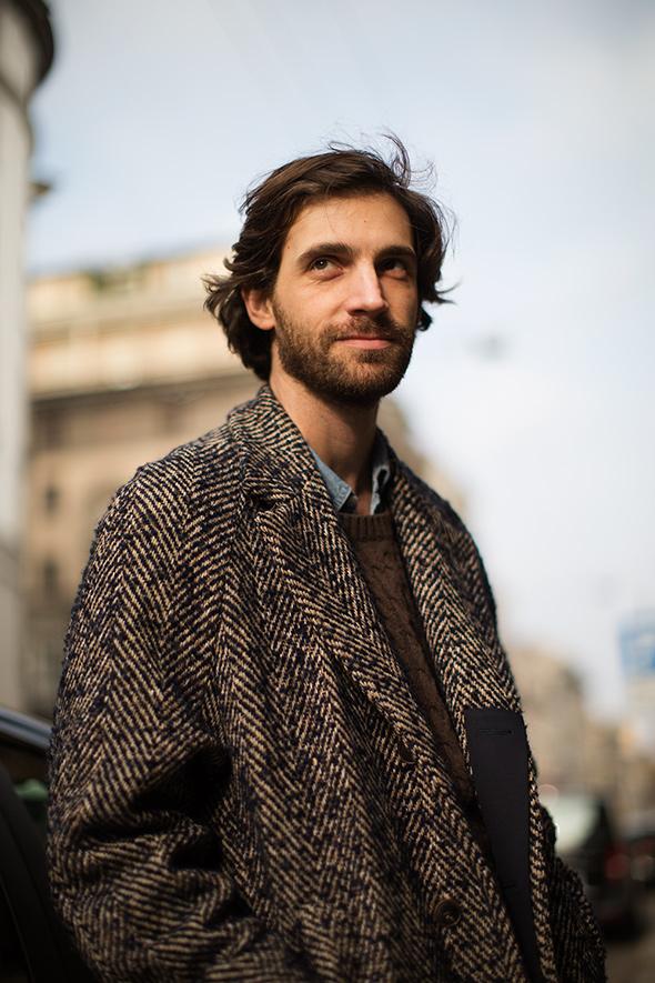 On the Street…Via Senato, Milan