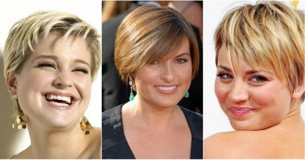 Лучшие стрижки для полного лица: смелые, стильные, элегантные!