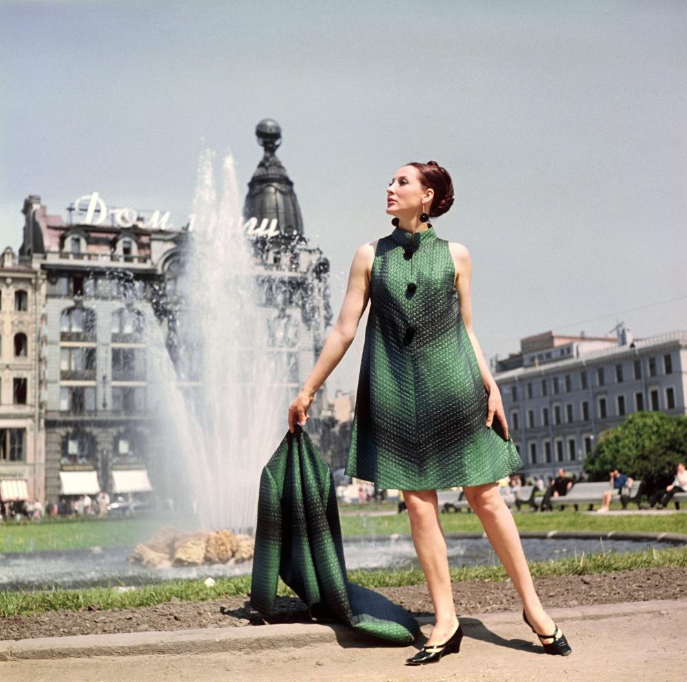 70 лет назад в Ленинграде, в апреле 1944 года, открылся первый в СССР Дом моделей
