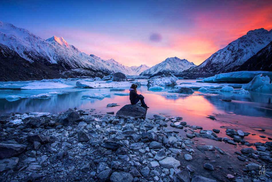 30 искушающих пейзажей Новой Зеландии
