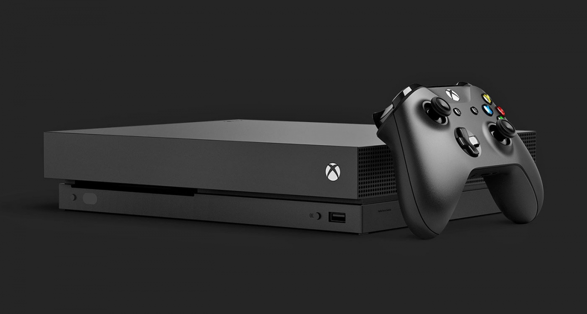 Xbox One X может получить из…