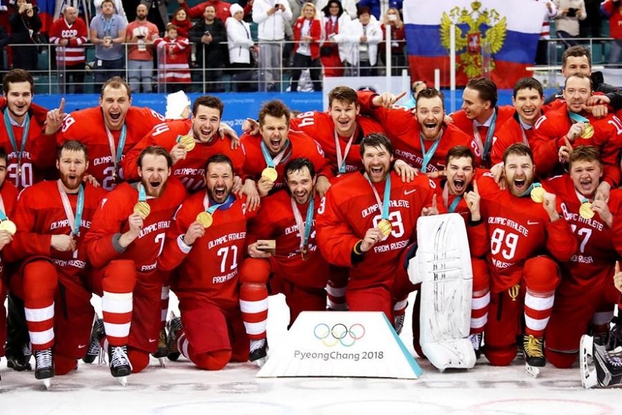 «Так круто мы ещё не проигрывали». Реакция мира на золото ОИ сборной России по хоккею