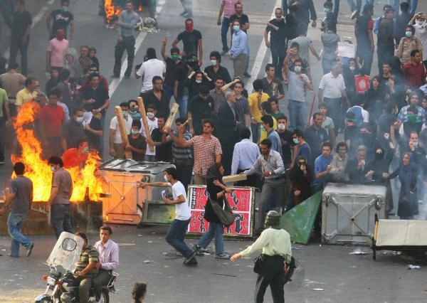 Ситуация в Иране может развиваться по сценарию Туниса или Ливии – генпрокурор страны Мохаммад Джафар Монтазери