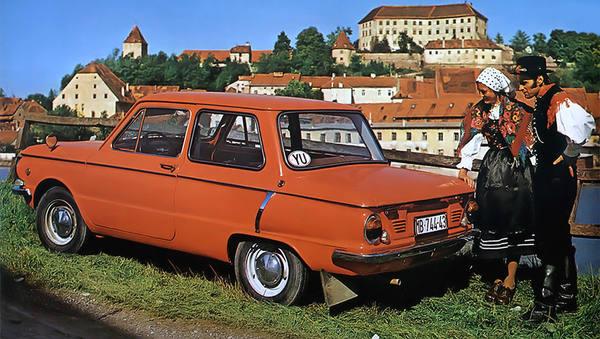 Советские машины, покорившие Запад