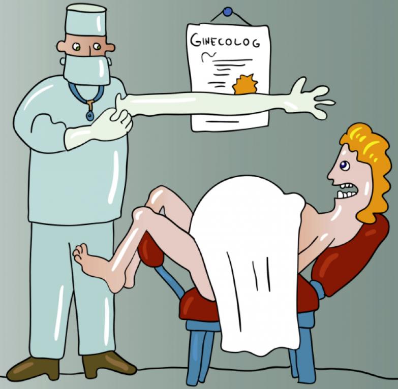 Гинекологи рассказали, какие выходки пациенток выводят их из себя