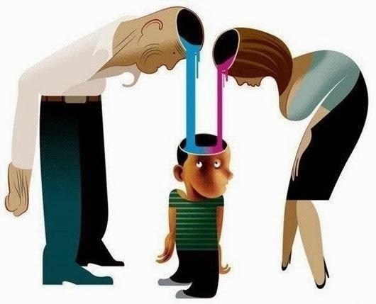 Фразы, которые программируют наших детей