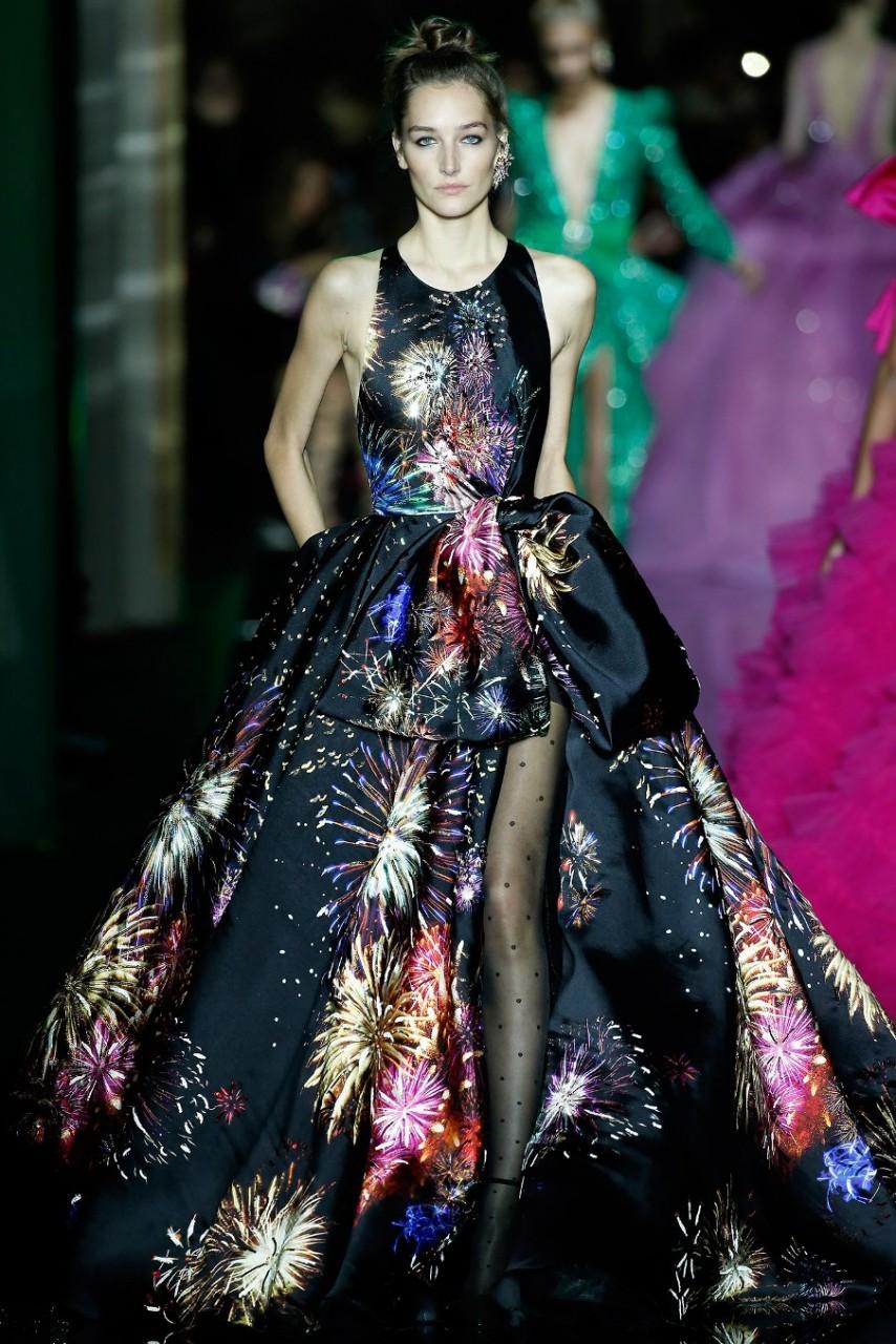 Zuhair murad paris fashion week 6