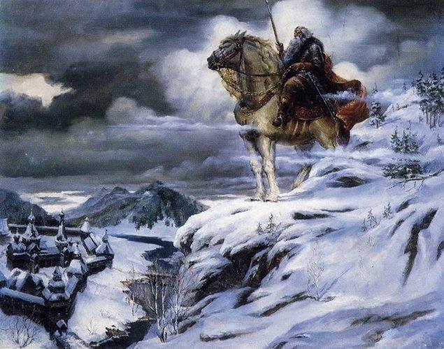 Тайна гибели Святослава. Стратегия строительства Великой Руси