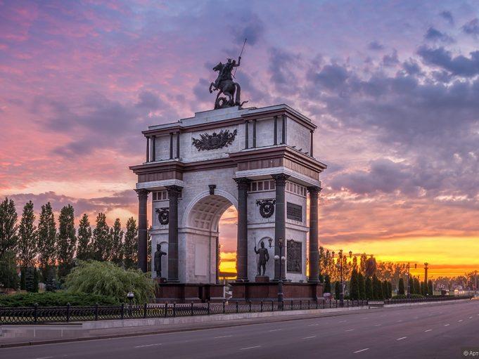 Лучшие города России. Часть 1
