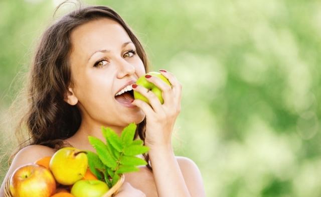 831173 Яблоки, авокадо, клюква