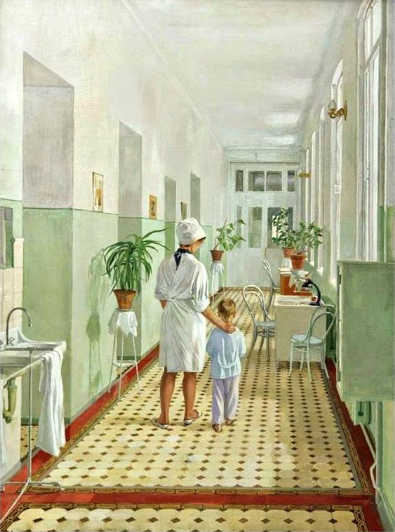 Чему меня научила советская медицина.  Детский психологический триллер
