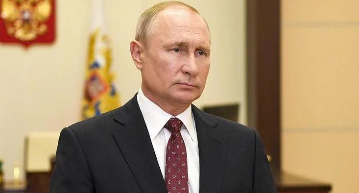 Владимир Владимирович выстрелил из главного калибра. Александр Роджерс