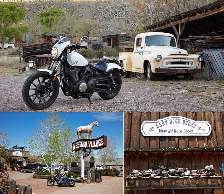 Route 66 — путешествие по США на Yamaha  - Фото 5