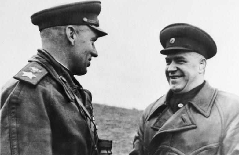 Маршал Рокоссовский: немцы боялись даже его имени!