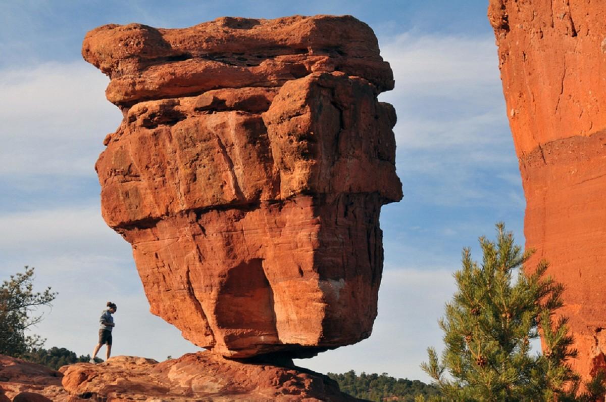 Самые невероятные скалы Земли
