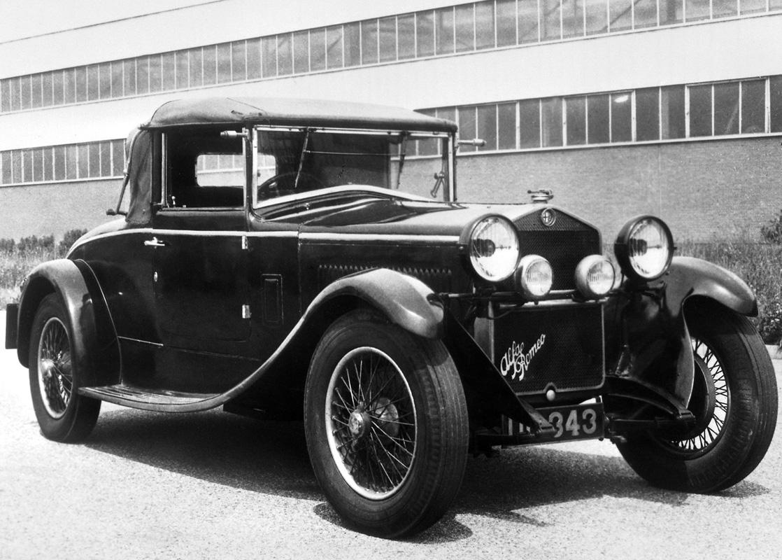 Alfa Romeo 6C 1500 Sport (1928)