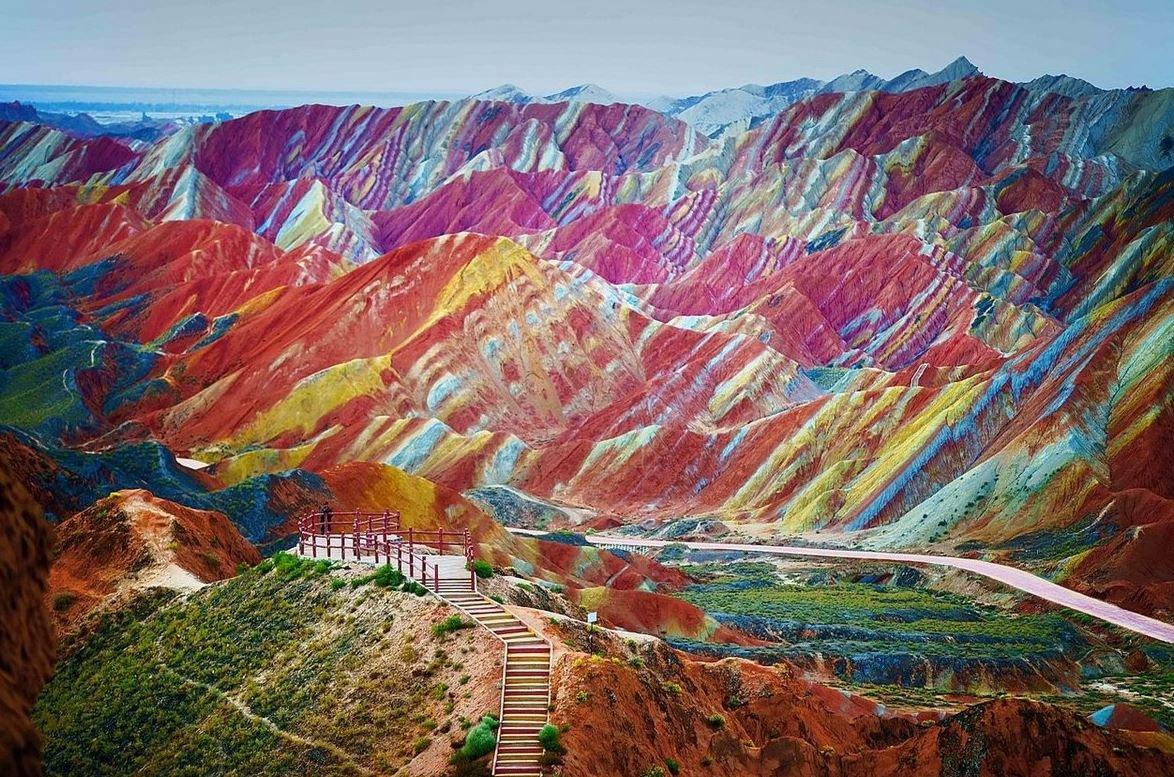 15 невероятно красивых мест напланете Земля, которые ждут вас