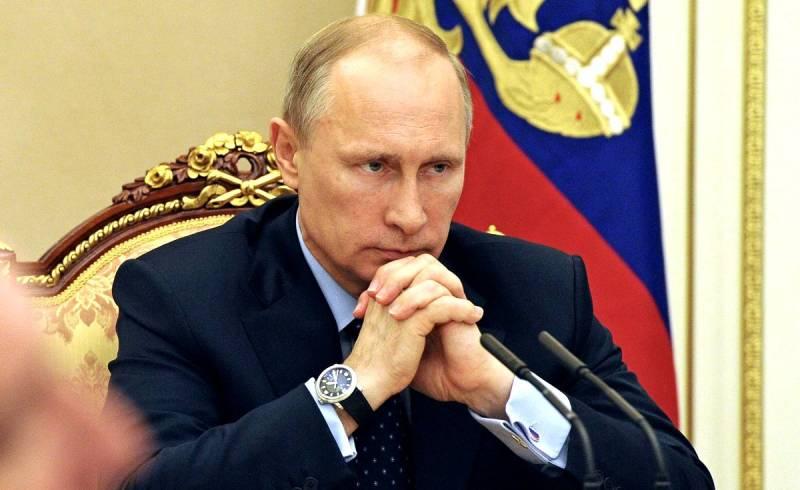 «Сокровища русского лидера»: Западу не дают покоя «миллиарды Путина»