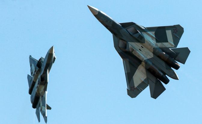 Германия: Су-57 — лучший истребитель, а США с F-35 даже себя не защитят