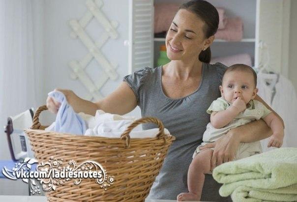 ТОП-20 полезных советов, как все успевать с маленьким ребенком