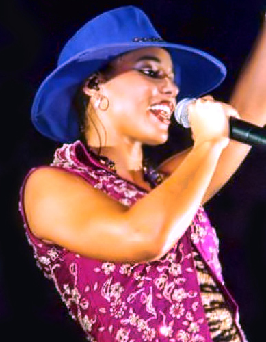 ЗАРУБЕЖКА. Alicia Keys