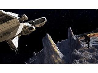 Гонка за внеземными полезными ископаемыми началась с Луны