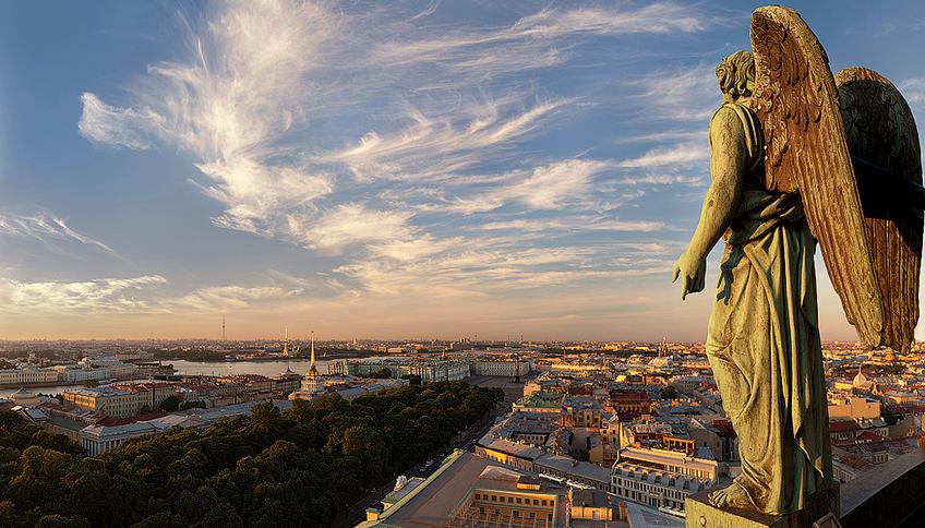 Яркая победа: Санкт-Петербург признан культурной столицей мира