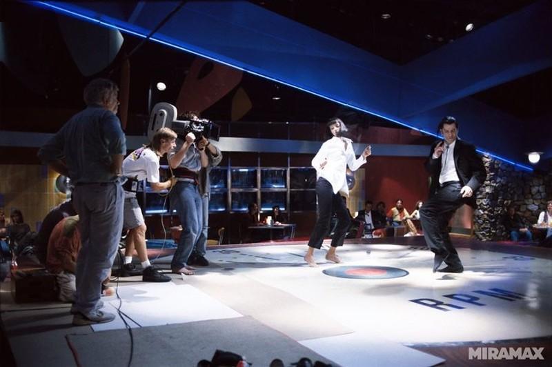 """Как снимали танец Джона Траволты и Умы Турман в """"Криминальном чтиве"""""""