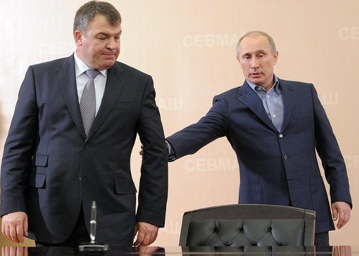 Правительство предложило Анатолию Сердюкову новую должность